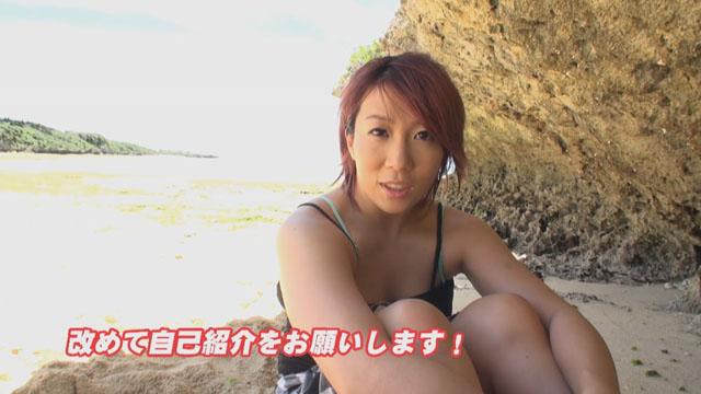 華名「マニフェストFinal」WWE-ASUKA(明日華)の水着